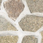 Náhled povrchu krbu - porfyr