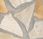 Náhled povrchu krbu - křemenec