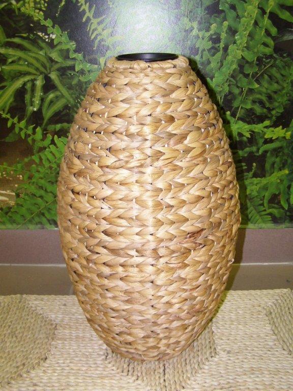 váza - vodní hyacint