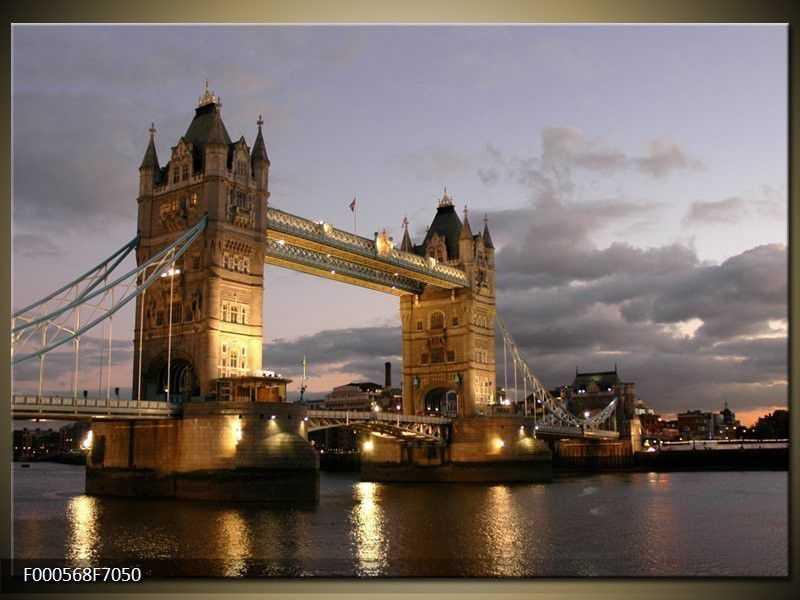 Obraz Londýn - Tower Bridge