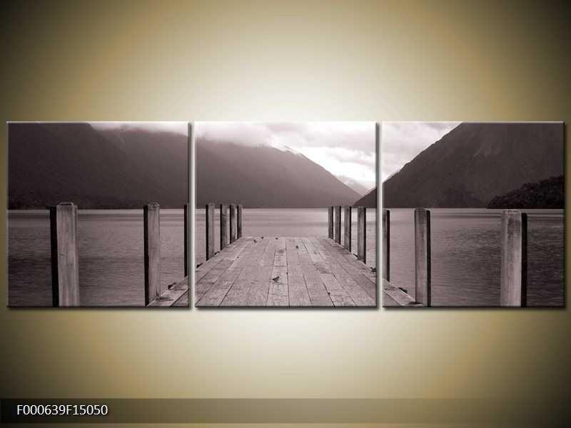 Obraz na zeď - molo (F000639F15050)
