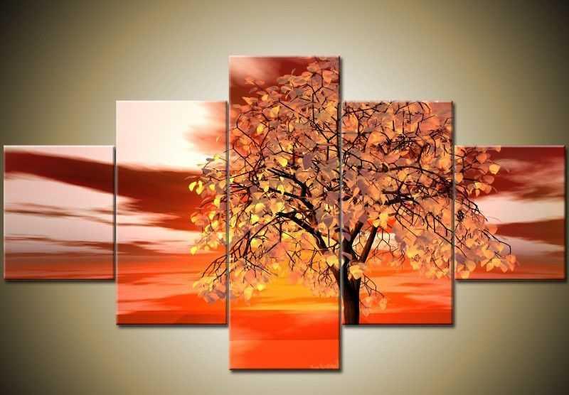 Obraz na zeď - podzim