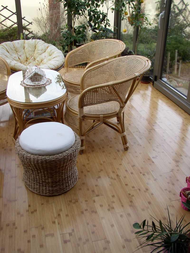 Bambusová podlaha | RYCHLÉ DODÁNÍ