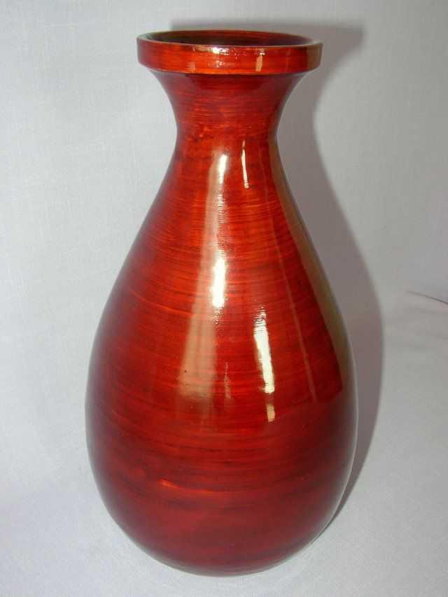 Bambusová váza klasik | RYCHLÉ DODÁNÍ