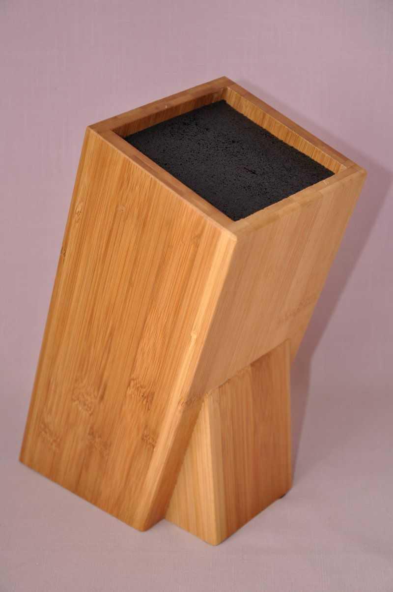 Blok na nože bambus | RYCHLÉ DODÁNÍ