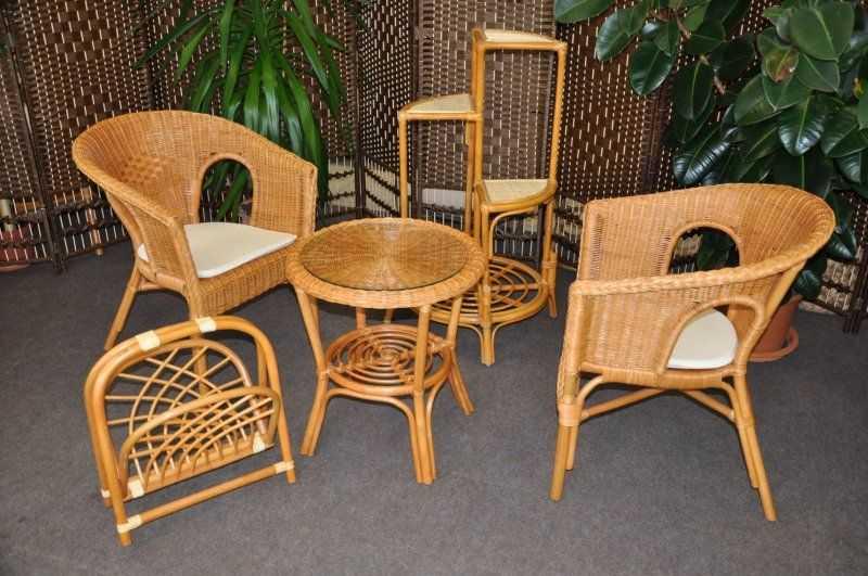 Kolekce ratanového nábytku AXIN 4 SLEVA 7 % | RYCHLÉ DODÁNÍ