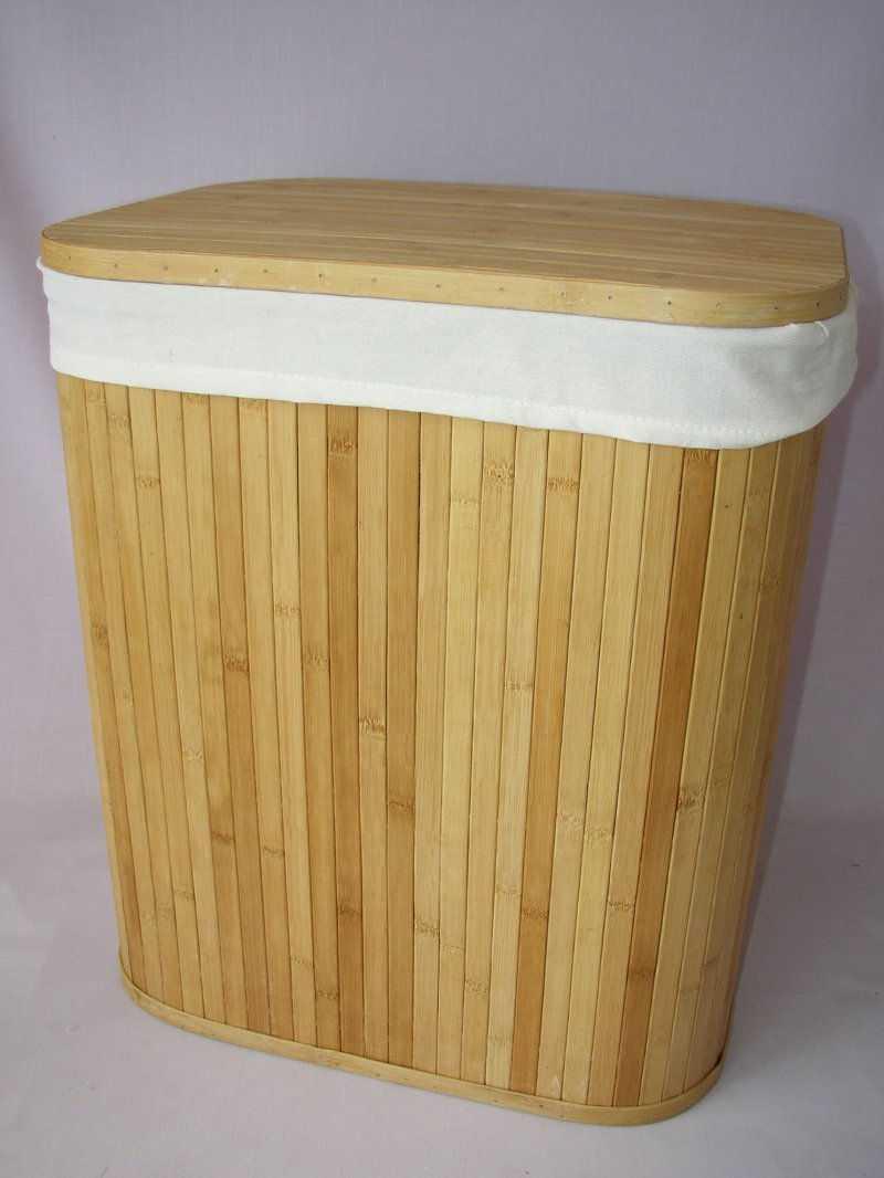 Koš prádelní bambusový | RYCHLÉ DODÁNÍ