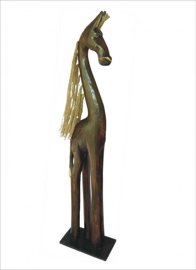 Kůň stojící 80 cm