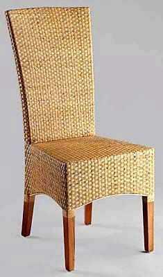 Židle LASIO natur vysoké opěradlo SLEVA 6 % | RYCHLÉ DODÁNÍ