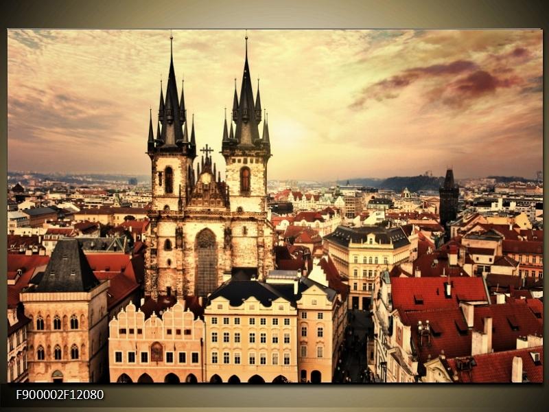 Obraz na zeď - Praha - Staroměstské náměstí