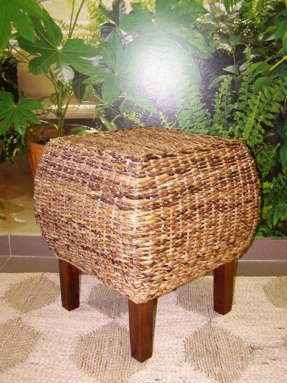 obývací stolek GALLA - banánový list