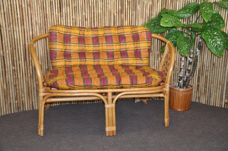 Polstr na lavici Bahama okrový | RYCHLÉ DODÁNÍ