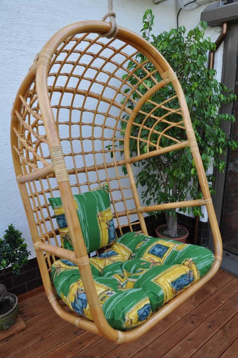 Polstr na závěsnou houpačku zelený | RYCHLÉ DODÁNÍ