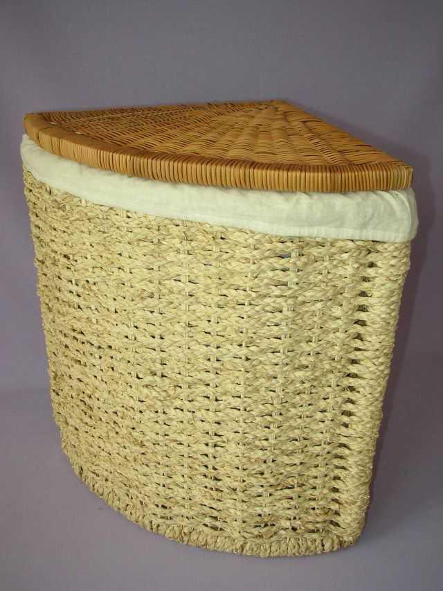 Prádelní koš rohový | RYCHLÉ DODÁNÍ
