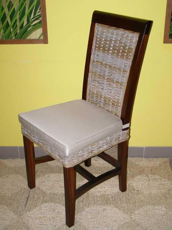 ratanová jídelní židle BALERO