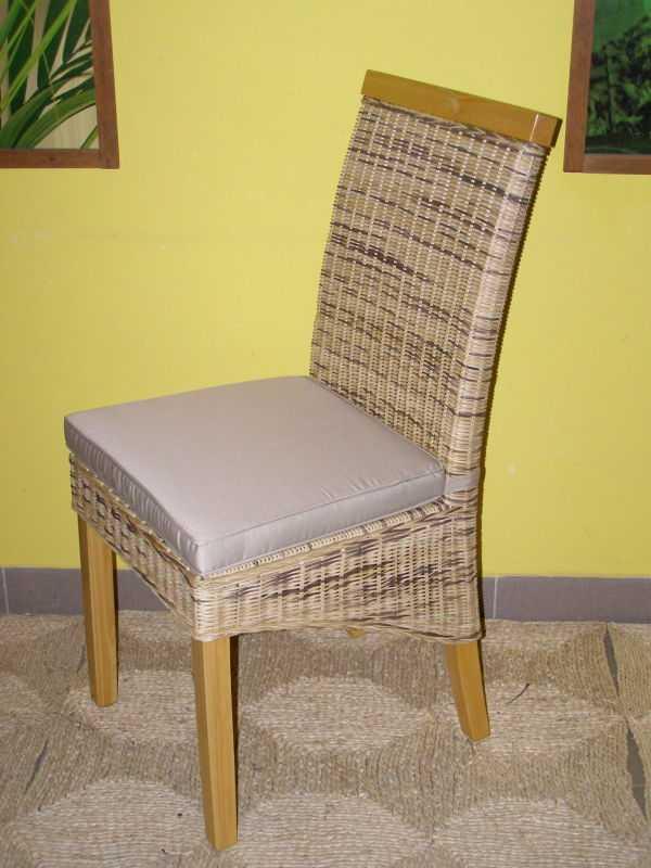 ratanová jídelní židle MEMPHIS