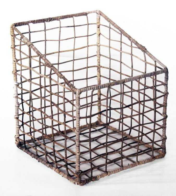 Ratanová zásuvka/box BASKET | RYCHLÉ DODÁNÍ
