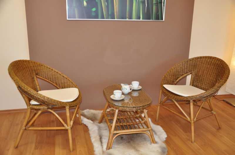 Ratanová sedací souprava Ebony brown wash oválný stolek SLEVA 9 % | RYCHLÉ DODÁNÍ