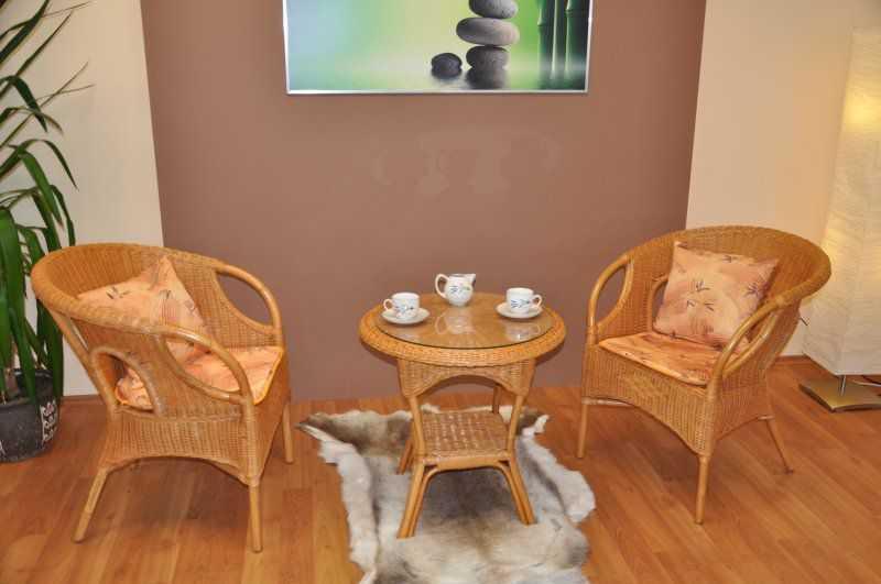 Ratanová sedací souprava Tazmania medová SLEVA 11 % | RYCHLÉ DODÁNÍ