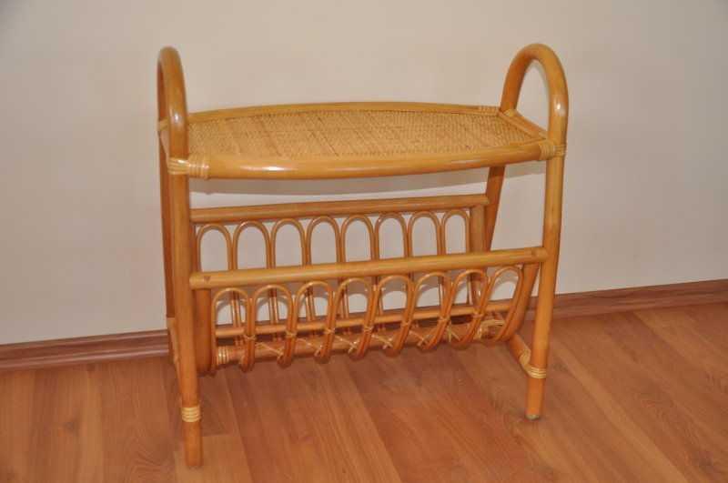 Ratanový stolek Henson | RYCHLÉ DODÁNÍ
