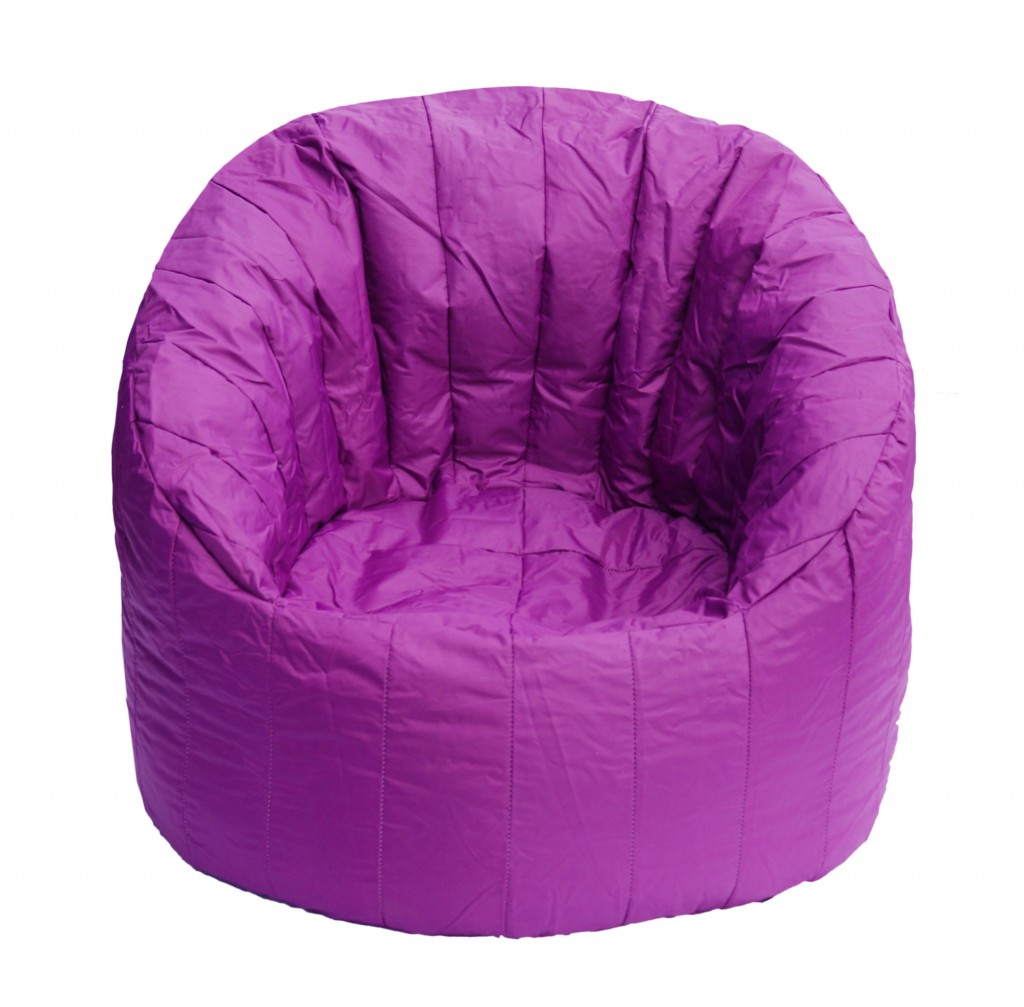 Sedací vak Chair purple