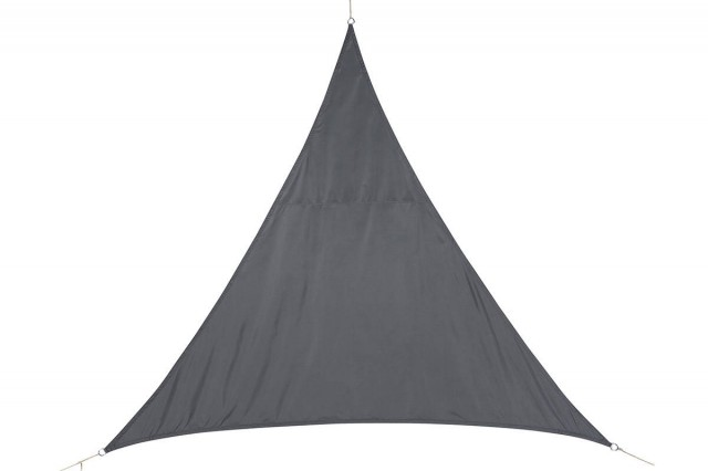 Stínící plachta 3*3*3 m šedá title=