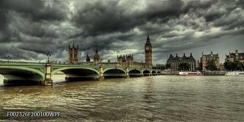Tapeta na zeď - Londýn