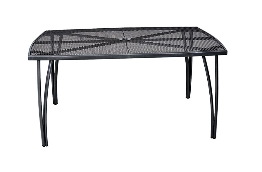 Stůl zahradní kovové sestavy Laguna