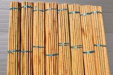 Bambusová tyč 3- 4 cm, délka 2 metry, II. jakost