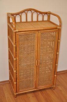 Botník s dvířky medový (AKČNÍ CENA)