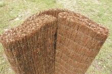 Rohož plotová - vřes 180x500 cm