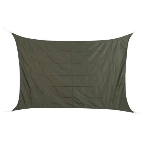 Sluneční plachta 2x3m šedá (AKČNÍ CENA)