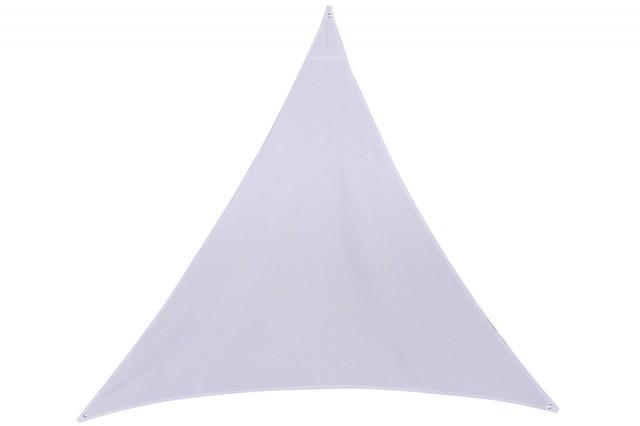 Stínící plachta 2*2*2 m bílá