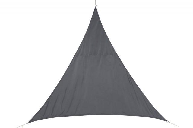 Stínící plachta 3*3*3 m šedá