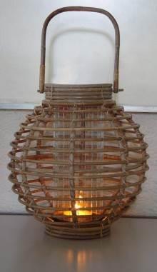 Svítilna / lucerna JAWIT kulatá