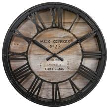 Vintage hodiny 39 cm Voie Express