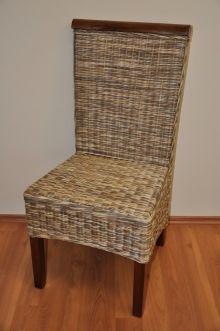 Židle Larissa wicker mix (AKČNÍ CENA)